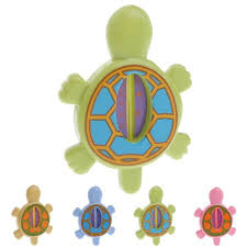 Baby Infant Bath Tub Water Temperature Tester Animal Cartoon Turtle ...