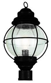 Black Outdoor Onion Lights Trans Globe Lighting 69902 Bk Onion Lantern Post Top 15