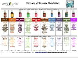 Essential Oils Chart Printable Essential Oils Starter Kit Oil Uses Free Printable The