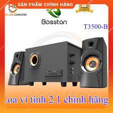 Loa vi tính 2.1 Bosston T3500-BT tích hợp Bluetooth Usb thẻ nhớ âm thanh  mạnh mẽ -