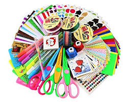 Sicohome Scrapbooking Supplies Scrapbook Kit For Gift Scrapbooking And Card Making