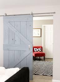 modern glass barn door hardware contemporary compact