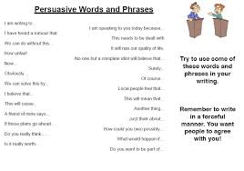 persuasive writing jasmine anderson s educ strategy website persuasive writing