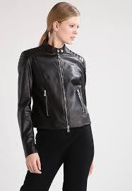 belstaff mollison leather jacket black women clothing jackets