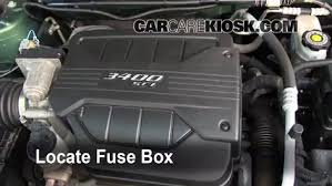 chevrolet equinox 2005 fuse box not lossing wiring diagram • chevrolet equinox 2005 fuse box images gallery