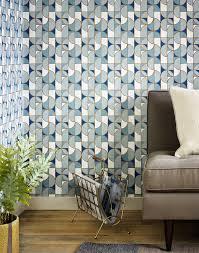 art deco interior design wallpaper