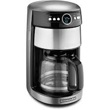 kitchenaid 14 cup programmable coffee maker