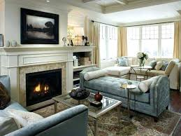 living room arrangements with fireplace fireplace small