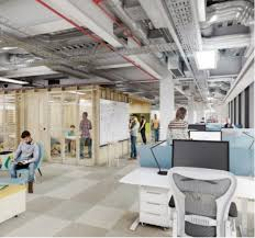 where is google office. It Seems That After Introducing The World To Office Slide, Playful And Fully Catered Office, Jack Workplace Revolution By Google Is A Where