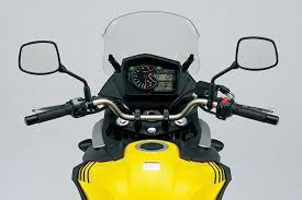 2018 suzuki vstrom.  vstrom the 2017 suzuki vstrom 650 features a slimmer gas tank new instrument throughout 2018 suzuki vstrom
