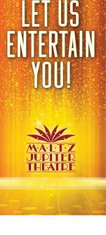 Maltz Jupiter Theatre Seating Chart Maltz Jupiter Theatre Season Brochure By Maltz Jupiter