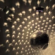 12 mirror disco ball