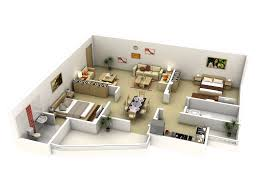 gallery of awesome floor plan in 3d wonderful decoration ideas classy simple awesome 3d floor plans
