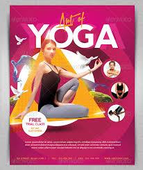 Yoga Flyer Template - Koto.npand.co