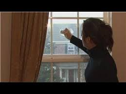 housekeeping tips how to remove small scratches from window panes