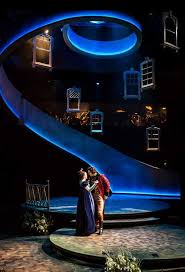it gives off a deam like sense and is very calming with the soft lines fyeahsetsandprops sense and sensibility chicago shakespeare theatre
