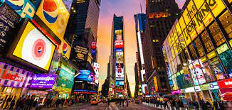 New York Times Square - Outlook Traveller