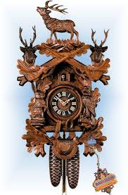 best cuckoo clocks traditional hand carved images on  traditional 8 day standing buck 21 cuckoo clock by hones