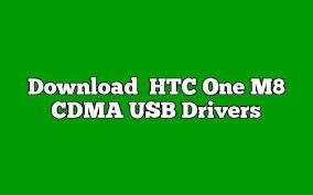 USB لجهاز HTC One M8 CDMA ...
