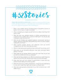 write your life story in 2017 familysearch 52stories project write your life story in 2017 familysearch 52stories project will make your task easier