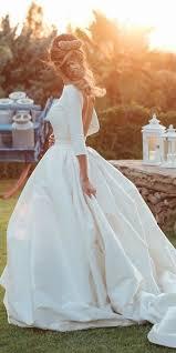 30 Simple Wedding Dresses For Elegant Brides Robes De
