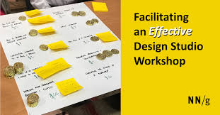 Effective Workshop Design Facilitating An Effective Design Studio Workshop