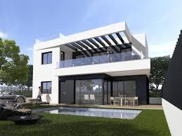Spanien Costa Blanca Villamartin Luxus Villen Mit Privatem Pool