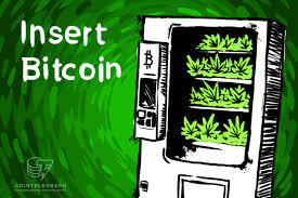 Colorado Marijuana Vending Machines Delectable Bitcoin Friendly Marijuana Vending Machines In Colorado