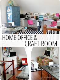 home office craft room ideas. the craft room and home office are done ideas