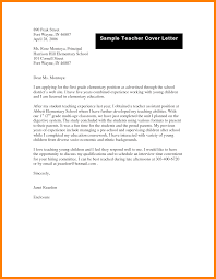 6 Cover Letter Sample For Teaching Assistant Hostess Resume