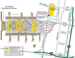 airport parking map  laxairportparkingmap