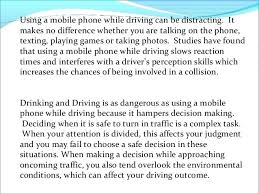 cell phone use while driving persuasive essay using mobile phones  cell