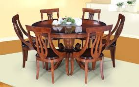 melon 6 dining set with round table top seater square size