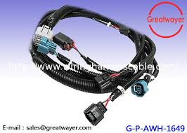 gm oem rear door wiring harness 00 06 tahoe yukon 03 06 escalade new gm oem rear door wiring harness 00 06 tahoe yukon 03