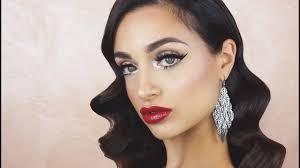 glam red carpet makeup tutorial omar turrini