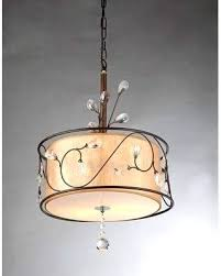 at main a red barrel studio 3 light drum chandelier fixture for dining room chandelier lamp covers 4
