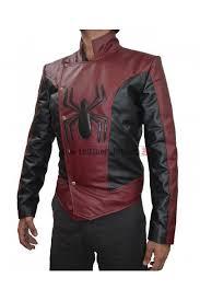 last stand spider man peter parker leather jacket 01 600x900 jpg