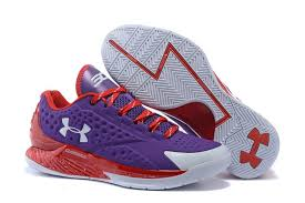 under armour womens basketball shoes. under armour ua stephen curry one men\u0027s/women\u0027s low basketball shoes purple/red womens