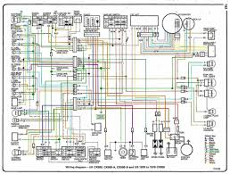 1979 honda cx500d wiring diagram color