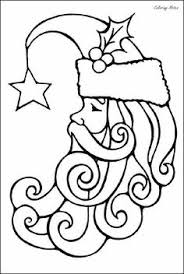 16 Best Christmas Coloring Pages Images In 2019