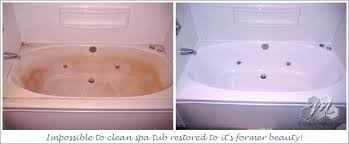 how to clean porcelain tub attractive re porcelain tub untitled doent clean enamel bath stains clean