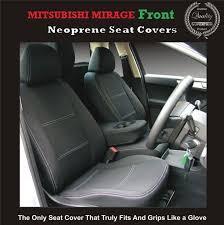 top mitsubishi mirage front neoprene waterproof anti uv wetsuit car seat cover