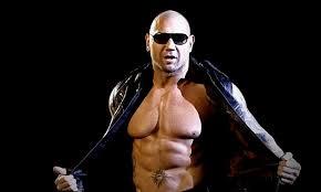 wrestler batista