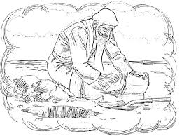 Parable Of The Talents Coloring Page Wumingme