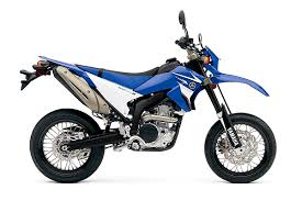 new 2008 yamaha dual purpose machines include supermoto