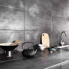 ... Gres Cerame Plan De Travail Cuisine #4   Carrelage Mural Et Sol Cuisine  Les Nouveaut233s ...