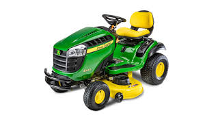 studio image of s240 lawn tractor with 42 inch deck