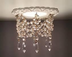 images recessed light chandelier