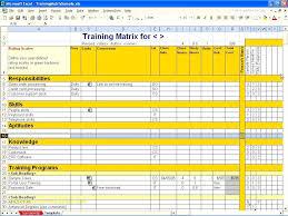 Training Programme Schedule Format Calendar Schedule Template Format Employee Training Plan