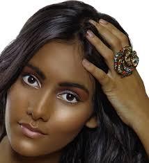 bridal makeup for dark skin tone mugeek vidalondon